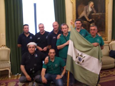 Aqui estamos con otro de los equipos Asturianos el Mar de Mares, de San Juan de la Arena.