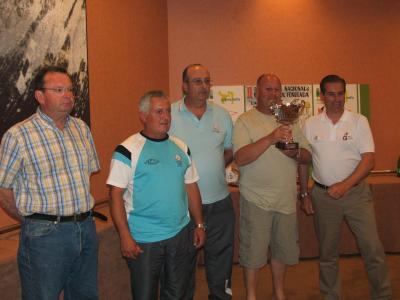 Uno de los Equios de Torrevieja que participo en el campeonato.